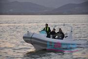 motor boat, sport boat,  rigid inflatable boat 5.8m CE