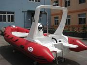 Canoes,  dinghty,  fishing boat,  motor boat, sport boat 5.2m CE